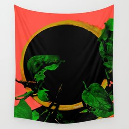 Potted Pothos Wall Tapestry