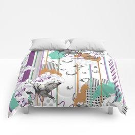 Lizard Comforters