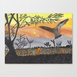Pengana's Milieu Canvas Print
