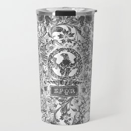 Ancient Rome SPQR Travel Mug