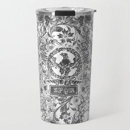 Ancient Rome SPQR Travel Mug