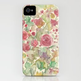 jardin 4 iPhone Case