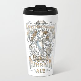 Skellingtons Pumkin Travel Mug