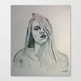 LJ_aka_JG Canvas Print