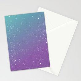 Pastel Night Stationery Cards