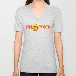 Impeach Trump | Dump Trump | Not My President T-Shirt Unisex V-Neck