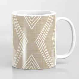 Birch in Tan Coffee Mug