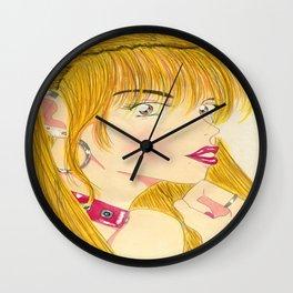 The T-Girls Wall Clock