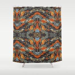 BEAST Shower Curtain