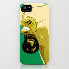 Say my name! iPhone Case