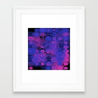 lace Framed Art Prints featuring Lace by SBHarrison
