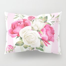 Belle époque flower power Pillow Sham
