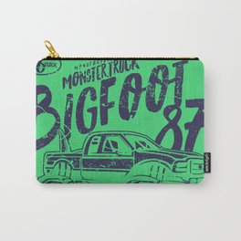 BIGFOOT MONSTER TRUCK Carry-All Pouch