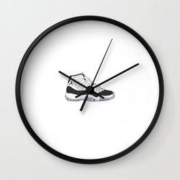 Jordan 11 - Concord Wall Clock