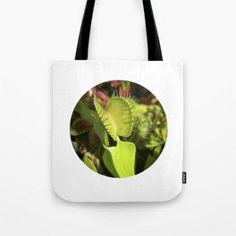 venus flytrap II Tote Bag