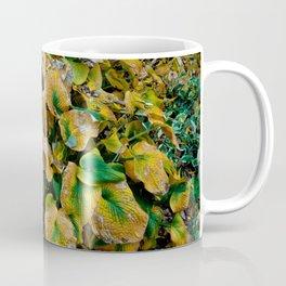 Leafy Green Coffee Mug