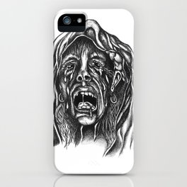 Llorona iPhone Case