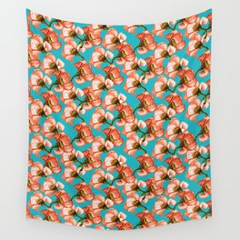 Peach Ideal Wall Tapestry
