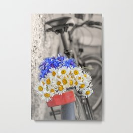 From the field Metal Print