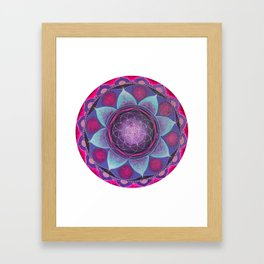 Violetedala Framed Art Print