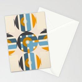 Classic Retro Gwynn Stationery Cards