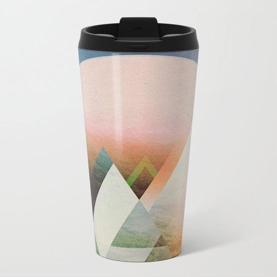 Fractions B18 Metal Travel Mug
