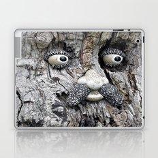 Tree Face Laptop & iPad Skin