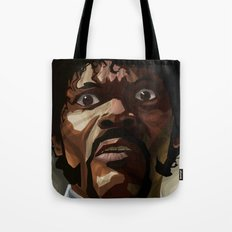 Pulp Fiction - Jules Winnfield Tote Bag