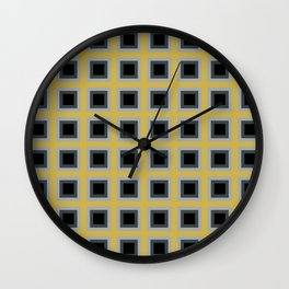 Looks like an Albers to me No. 4 Wall Clock