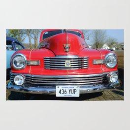1947 Nash Sudan  Rug