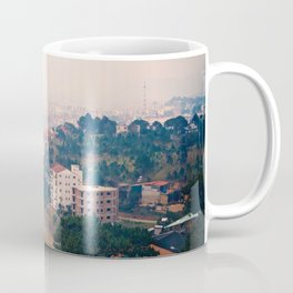DALAT IN THE FOG Coffee Mug