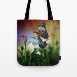 Floating Fairy Tote Bag