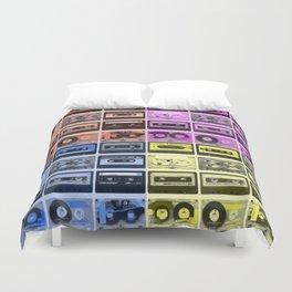 Tapes Duvet Cover