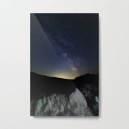 Somewhere in the Deschutes Metal Print