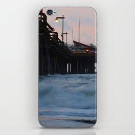 Under the Wharf iPhone Skin