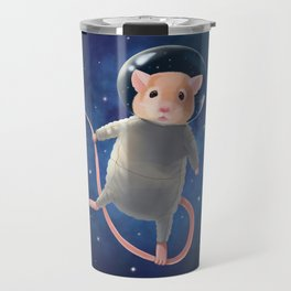 Mouse Astronaut Travel Mug