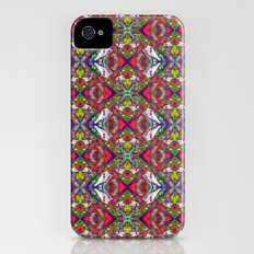 Waves of Color Slim Case iPhone (4, 4s)