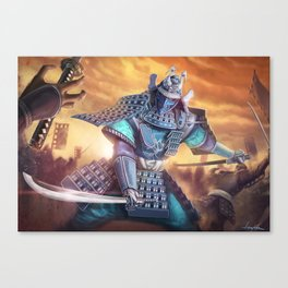Virtuous Victory Canvas Print