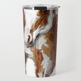 Paint Horse. Travel Mug