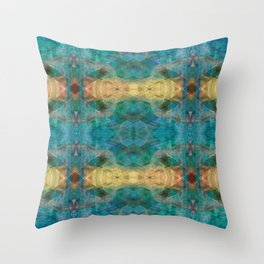 Guiomar Cantu Art Throw Pillow