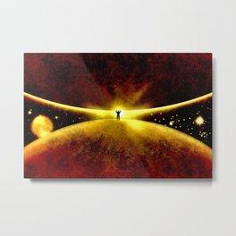 ATLAS - 225 Metal Print