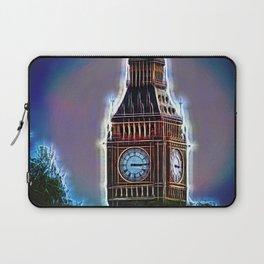 Iluminated Big Ben Laptop Sleeve