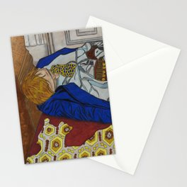 Endings & Infamy Series — Mafia Boy Stationery Cards
