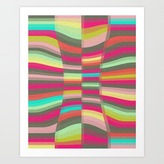 Spectacle Art Print
