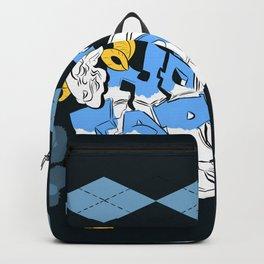 Tarheels (black) Backpack