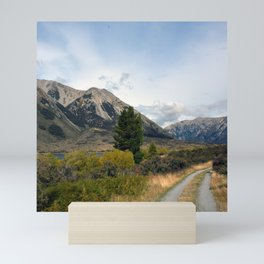 New Zealand Mini Art Print