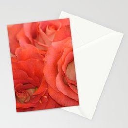 Market Roses at Pike Place Seattle Stationery Cards