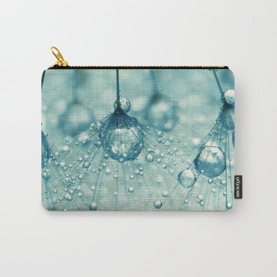 Sparkling Dandy Drops Carry-All Pouch