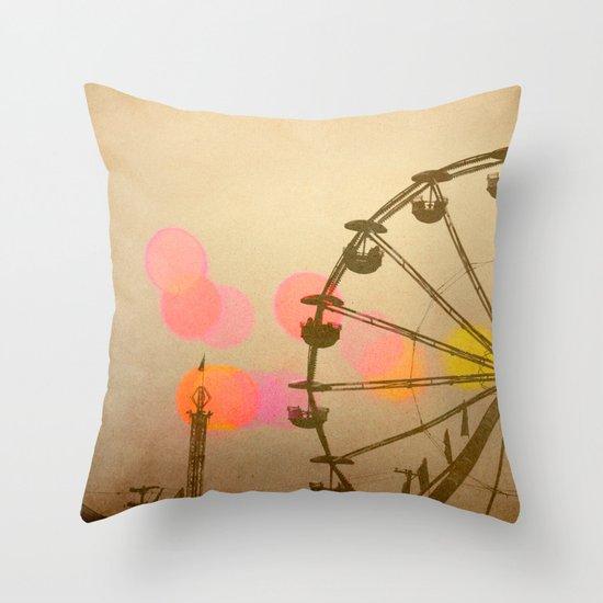 Return to Summer Throw Pillow