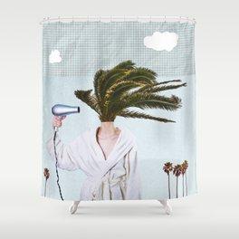 Blown Away Shower Curtain